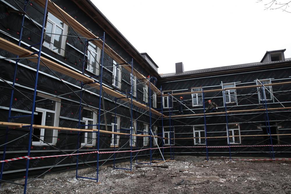 В Новочеркасске появится детская модульная поликлиника
