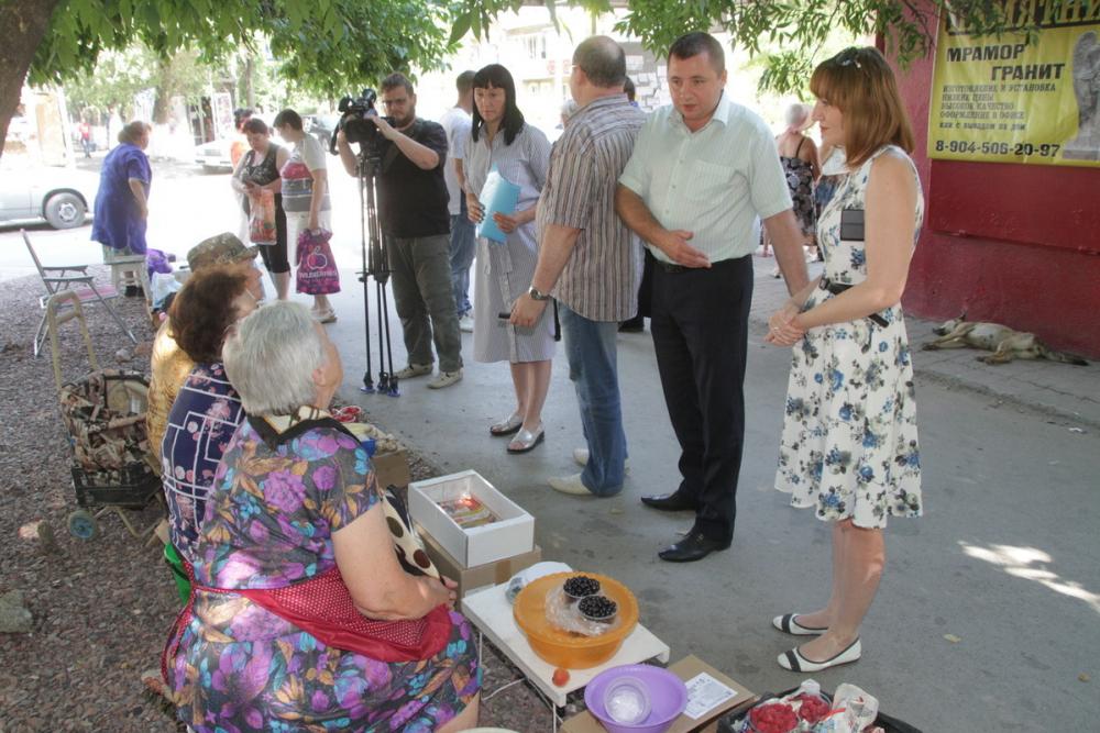 С 25 июня, в Новочеркасске заработают постоянные сельскохозяйственные ярмарки