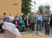 Открытие памятника (фото администрации Новочеркасска)