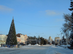 В предстоящие выходные в Новочеркасске усилится мороз