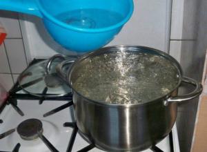 В микрорайоне Донском Новочеркасска отключат горячую воду