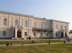 В Атаманском дворце Новочеркасска открыли экспозицию предметов царского стола