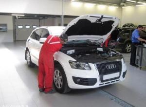 Владелицу Audi из Новочеркасска обманули в автосервисе на значительную сумму