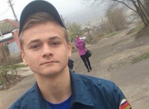 Трагически погибшего новочеркасца Артема Ракитова представят к награде
