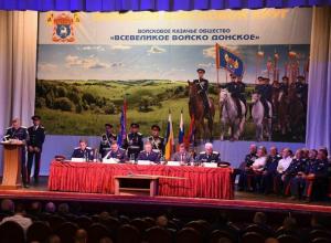 В Новочеркасске казаки выбрали атамана Всевеликого войска Донского