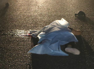 В Новочеркасске разыскивают водителя сбившего насмерть мужчину, в ночь с 1 на 2 августа