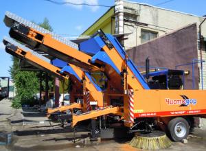 106 миллионов потратят власти Новочеркасска на приобретение коммунальной техники