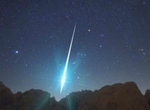 Звездопад озарит небо над Новочеркасском в ночь с 13 на 14 декабря