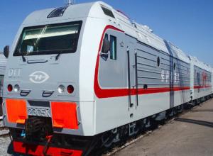 НЭВЗ завершил эксплуатационные испытания электровоз «Ермак»