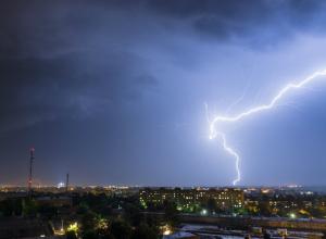 Жителей Новочеркасска экстренно предупредили о возможном ухудшении погоды