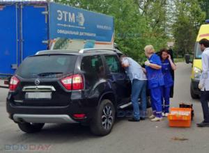 В Новочеркасске под колеса машины попал еще один ребенок