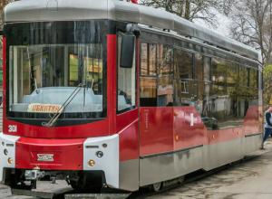 Новые трамваи приедут в Новочеркасск из Нижнего Новгорода