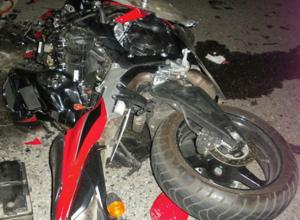 Мотоциклист попал в реанимацию после аварии на выезде из Новочеркасска