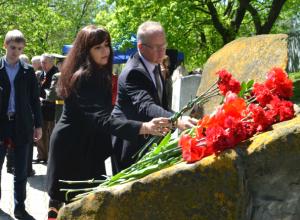 Митинг-реквием прошел в Новочеркасске в память о ликвидаторах страшной аварии на ЧАЭС