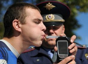 Более трехсот пьяных автолюбителей за 6 месяцев задержали в Новочеркасске