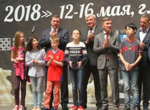 В Новочеркасске завершился шахматный фестиваль