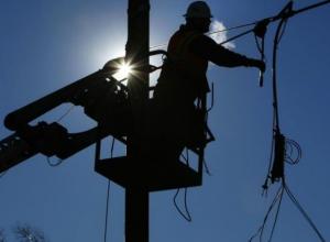 На Платовском, Лебедя и других новочеркасских улицах отключат электроэнергию