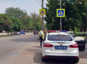 Водитель черного «Лексуса» сбил 9-летнюю девочку на пешеходном переходе в Новочеркасске