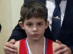 11-летний борец из Новочеркасска победил на областном турнире
