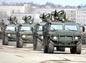 Жители Новочеркасска на параде в День Победы впервые увидят мощную военную технику