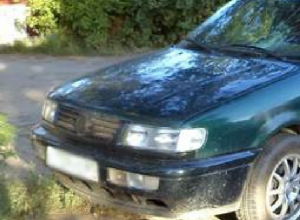 Овчарка вытащила хозяина под ехавший автомобиль в Новочеркасске