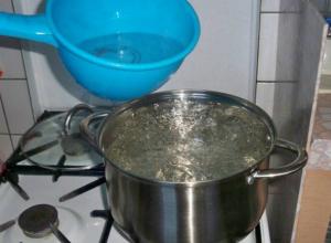Часть новочеркасцев на две недели останется без горячей воды