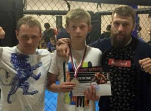 Новочеркасец  Андрей Чернышев стал призером областного турнира «Новый поток 2»