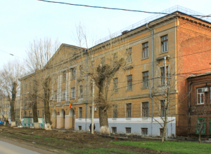 Новочеркасский геологоразведочный колледж сделает технический ремонт санузлов