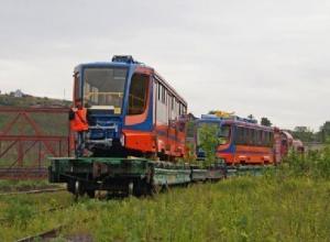 Новочеркасск получит семь трамвайных вагонов вместо пяти