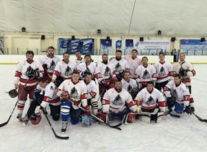 Новочеркасский хоккейный клуб «Ермак» не явились на матч с ростовским «Атаманом»