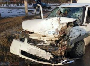 Два человека пострадали по вине нарушившего ПДД водителя в Новочеркасске