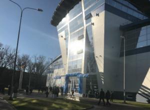 Спортивно-оздоровительный комплекс с бассейном открылся в Новочеркасске