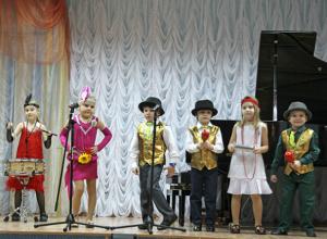 «Музыкальный фейерверк» прогремел в Новочеркасске