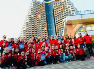 Новочеркасский танцевальный коллектив «Саманта» триумфально выступил на международном конкурсе