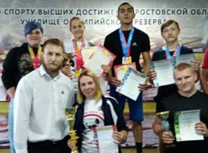 Новочеркасец Евгений Фаюра завоевал бронзу чемпионата по пауэрлифтингу