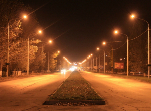 Новочеркасская администрация выделила 11,9 млн рублей на содержание и ремонт уличного освещения