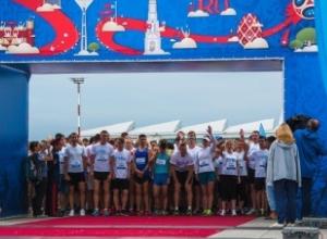 Новочеркасцы выиграли восемь медалей в беговом марафоне по взлетной полосе аэропорта Платов