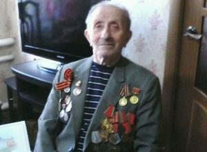 Отважного участника Сталинградской битвы из Новочеркасска поздравил президент Путин