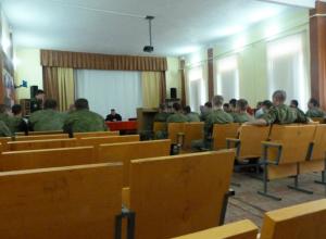 Военный по пьяни избивший подчиненного отделался условным наказанием в Новочеркасске
