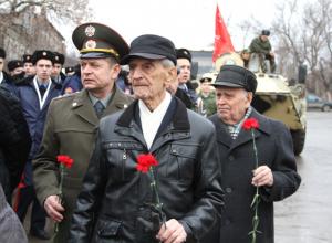 В Новочеркасске отметили День освобождения от немецко-фашистских захватчиков