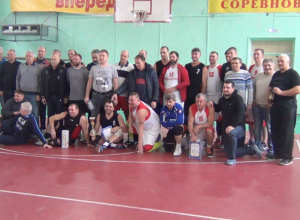 В Новочеркасске прошел баскетбольный турнир памяти Валерия Сулейманова
