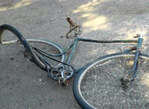 В Новочеркасске машина сбила велосипедиста