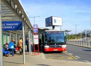 Администрация Новочеркасска предложила открыть маршрут пассажирского транспорта от аэропорта Платов