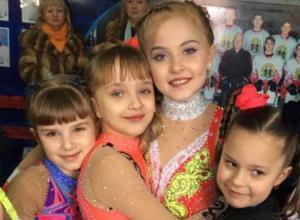 Новочеркасские фигуристки привезли пять медалей с регионального детского турнира