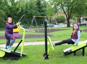 Новую спортивную площадку установят в парке Чапаева Новочеркасска