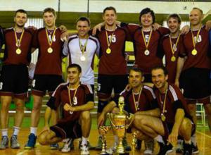 Сборная Новочеркасска завоевала кубок Ростовской области по волейболу