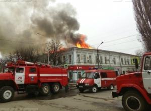 Главврача новочеркасской поликлиники обвинили в халатности, которая привела к грандиозному пожару