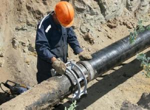 Два дополнительных участка водовода капитально отремонтируют в новочеркасском микрорайоне Донской