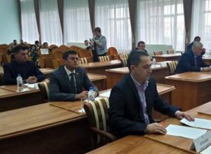 Отбор кандидатов на пост главы администрации города начался в Новочеркасске