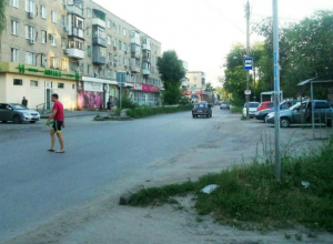 Странный перенос «зебры» на Клещева администрация Новочеркасска объяснила нарушением ГОСТа